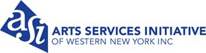 Arts Services Initiative of Western New York Retina Logo