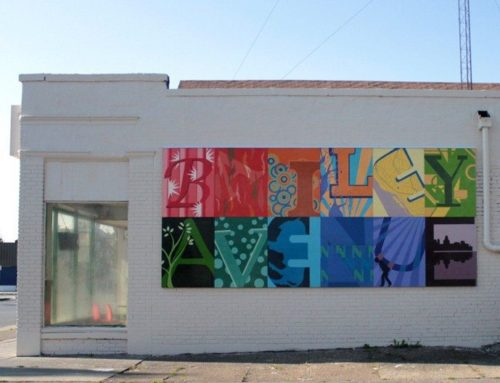 Community wins grant to bring public art to Bailey Avenue
