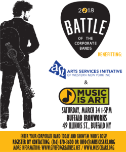 Battle of the Corporate Bands 2018