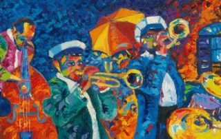 New Orleans painting