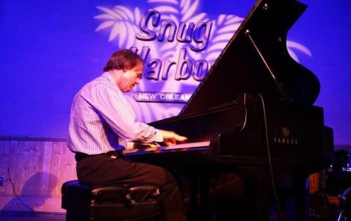 Tom McDermott New Orleans Piano