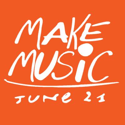 Make Music Day 2017 orange