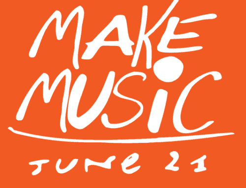 Make Music Day is June 21st