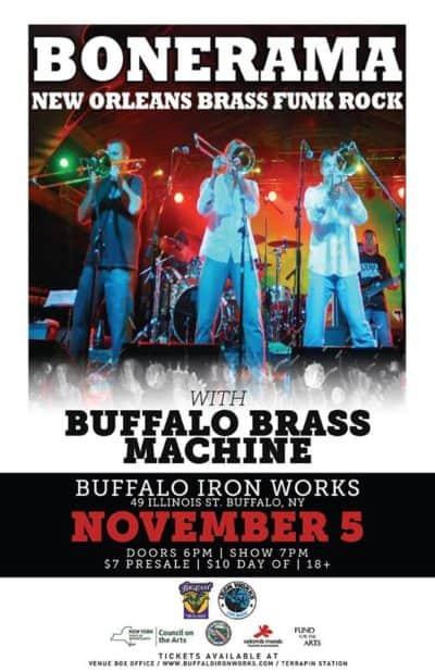Bonerama New Orleans Funk Music