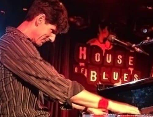 Josh Paxton at Buffalo Niagara Blues Festival