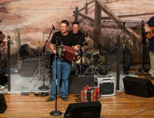 Kevin Naquin & The Ossun Playboys