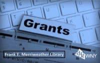 Buffalo DEC Grant Info Session