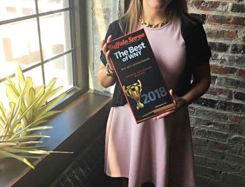 ASI's Jen Swan named 2018 Best WNY Arts Administrator