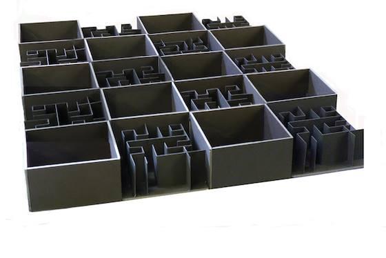 Ben Perrone's Environment Maze