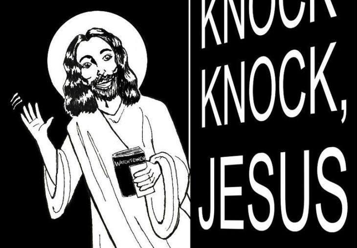 Knock Knock Jesus Calling