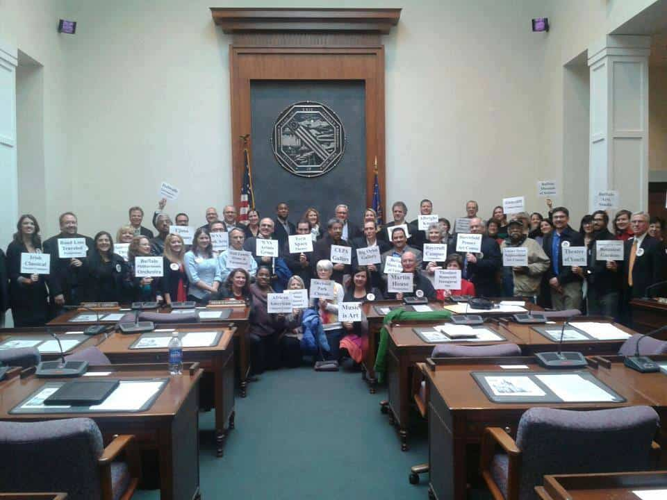 Advocacy at Erie County NY