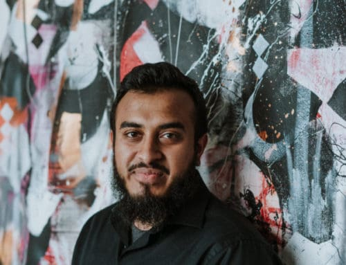 Muhammad Zaman Wins the 2019 Spark Award for Artist of the Year