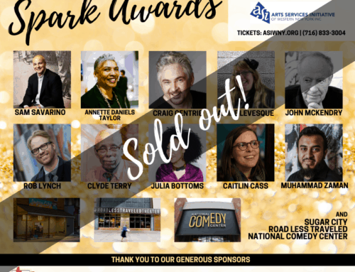 6th Annual Spark Awards is SOLD OUT