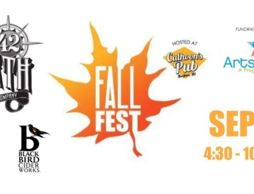 ASI and Calhoon's Pub Present Fall Fest: A Fundraiser for Arts Access