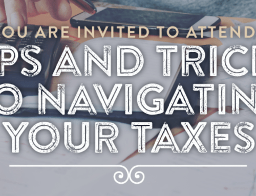ASI and The Establishment Present: Tips and Tricks to Navigating Your Taxes