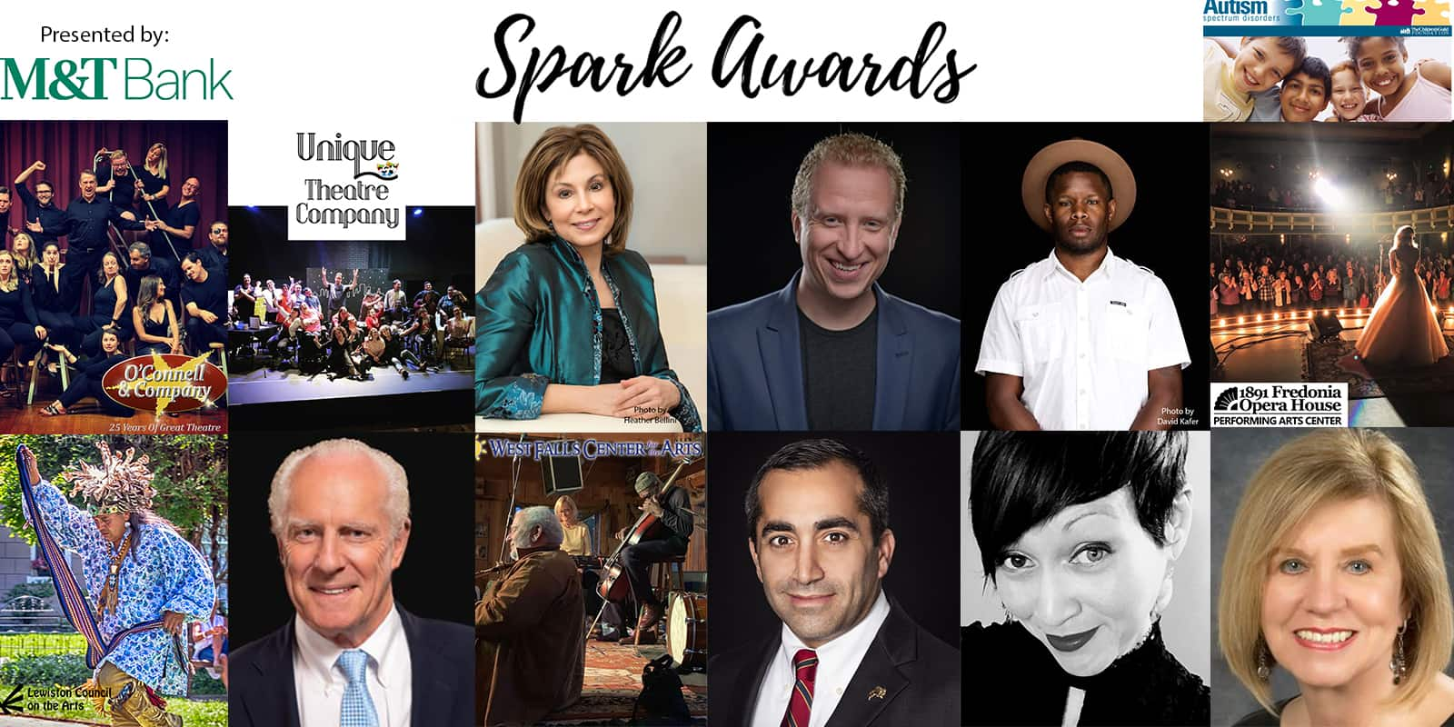 Spark Awards 2020 cover