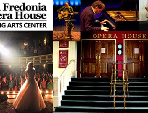 Spark Spotlight: 1891 Fredonia Opera House Performing Arts Center