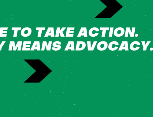 Time to Take Action: May Means Advocacy