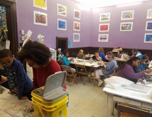 An Extra Effort: Q&A with Locust Street Art Executive Director Rachelyn Noworyta