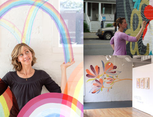 Cassandra Ott Selected for Seneca Street Mural