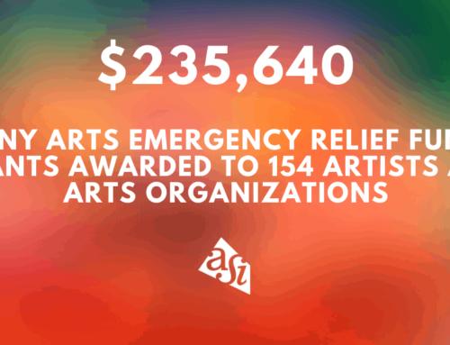 ASI Awards $235,640 in Emergency Relief Grants