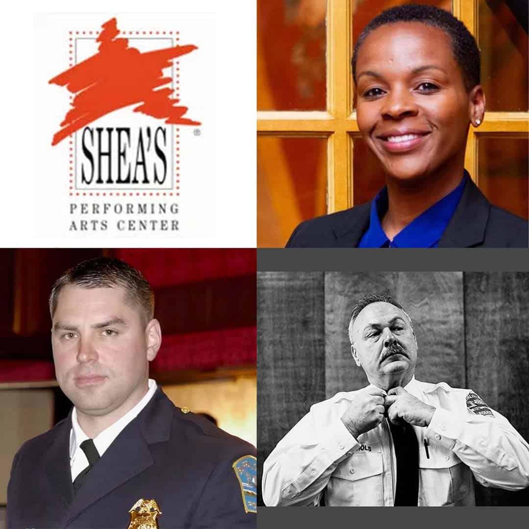 Thembi Duncan, Craig Macy, and Steven J. Nichols Headshots