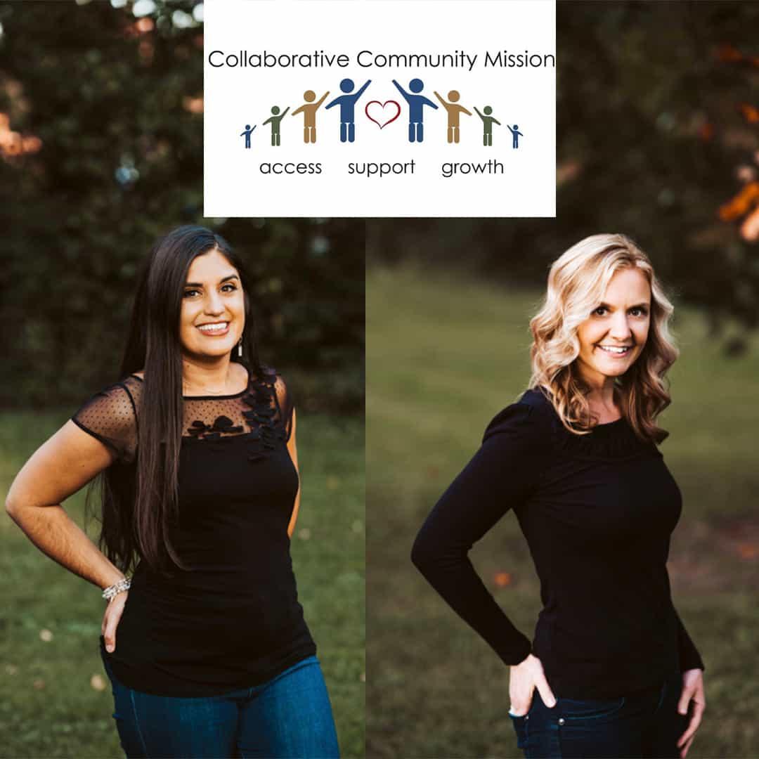 Collaborative Community Mission graphic