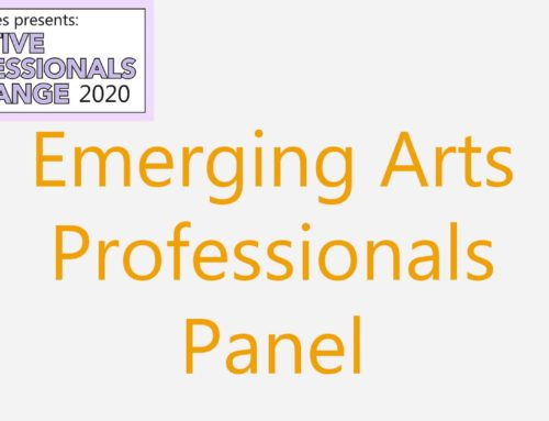 CPX2020: Young Arts Professionals