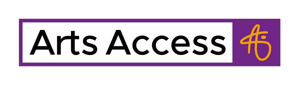 Arts Access logo primary