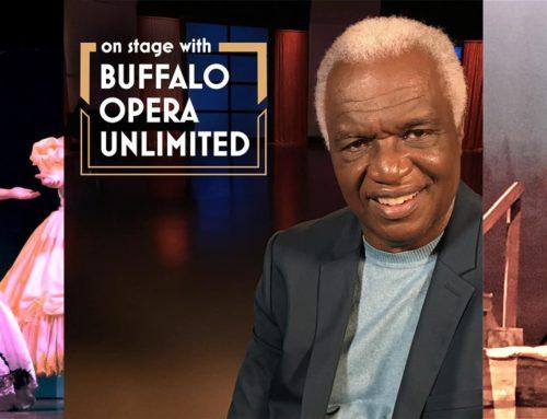 Spark Spotlight: Buffalo Opera Unlimited, Org of the Year Finalist