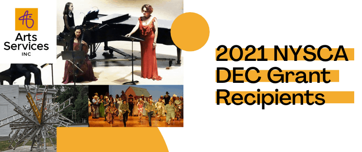 2021 DEC Grant Recipients Header Image