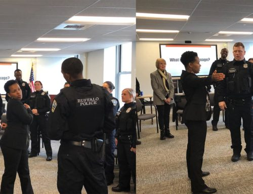 Spark Spotlight: Shea's and Buffalo Police Department, Arts Integration
