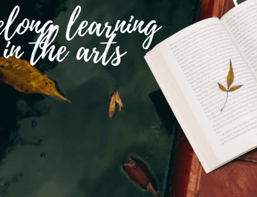 Lifelong Learning in the Arts
